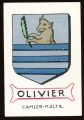 arms of the Olivier family