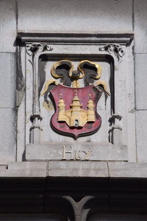 Arms of Huy (Belgium)