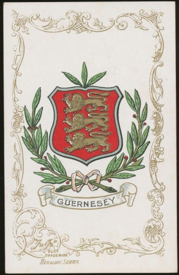 Arms (crest) of Guernsey