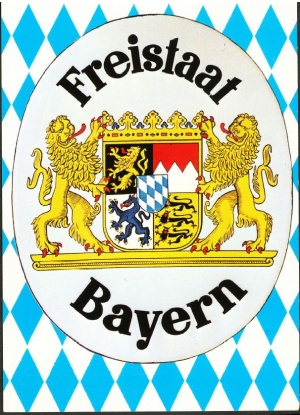 Arms (crest) of Bayern