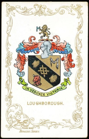 Arms of Loughborough