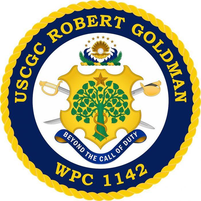 USCGC Robert Goldman Seal