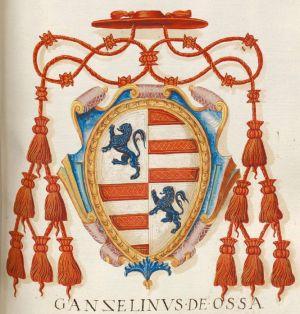 Arms of Gauscelin de Jean
