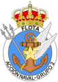 2nd Naval Action Group, Spanish Navy.png