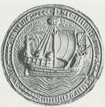 Seal of Tenby