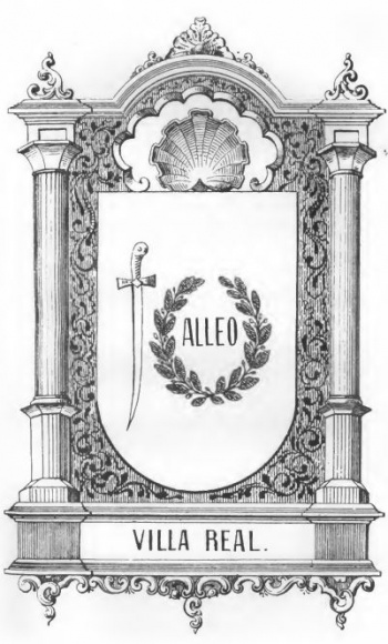 Arms of Vila Real