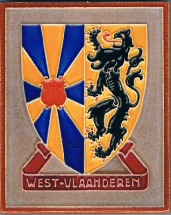 Arms of West-Vlaanderen