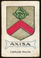 arms of the Axisa family