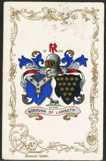Arms of Lambeth