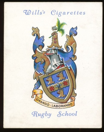 Arms of Wills's - Arms of of Public Schools (large)