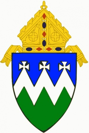 Arms (crest) of Diocese of Reno