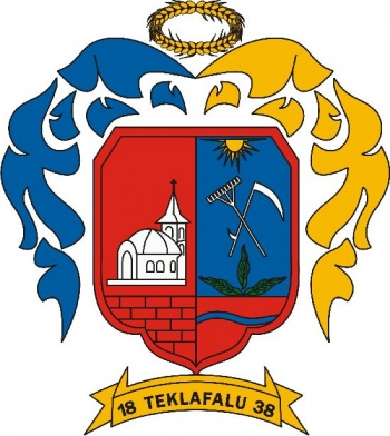 Arms (crest) of Teklafalu