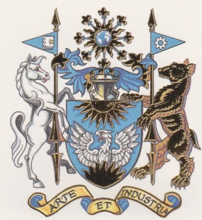 Coat of arms (crest) of University of Coventry