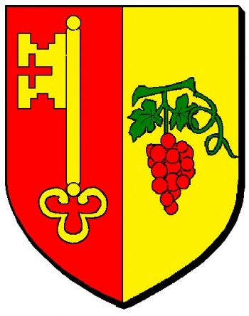 Arms (crest) of Cheilly-lès-Maranges