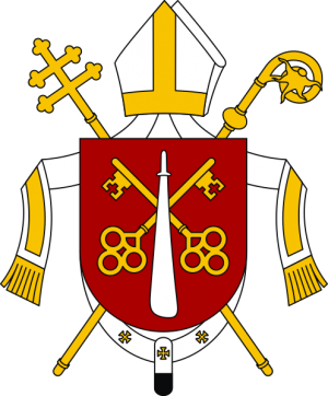 Arms (crest) of the Archdiocese of Poznań