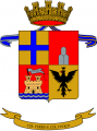 28th Artillery Regiment, Italian Army.png