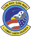 1st Combat Camera Squadron, US Air Force.png