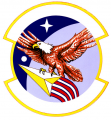 1st Manned Space Flight Control Squadron, US Air Force.png