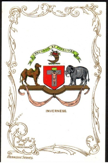 Arms (crest) of Inverness