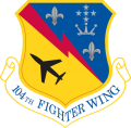 104th Fighter Wing, Massachusetts Air National Guard.png