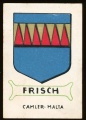 arms of the Frisch family
