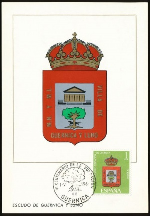 Arms of Spain (stamps)