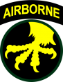 17th Airborne Division Golden Talons Division, US Army.png