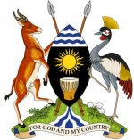 National arms of Uganda