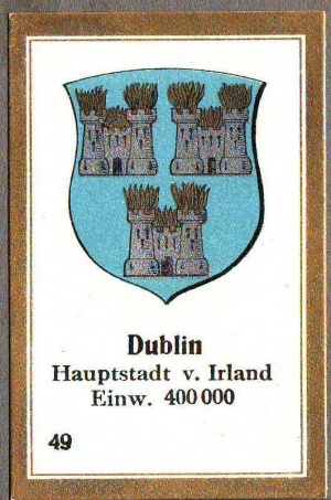 Arms (crest) of Dublin