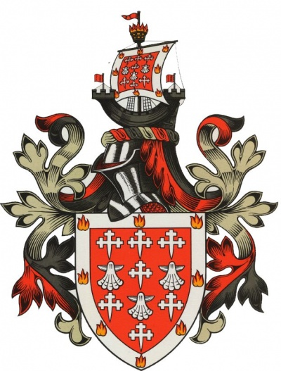 Coat of arms (crest) of Davenant Foundation School