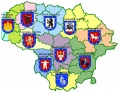 Lithuania counties COA map.jpg