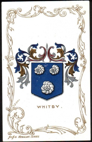 Arms of Whitby