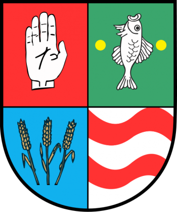 Arms (crest) of Brodnica (county)