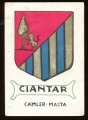 arms of the Ciantar family