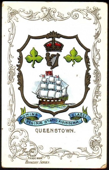 Arms (crest) of Cobh