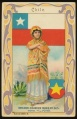 Arms, Flags and Folk Costume trade card Berliner Cichorien Fabrik (coffee surrogates)