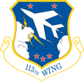 113th Wing, District of Columbia Air National Guard.png