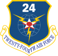24th Air Force, US Air Force.png