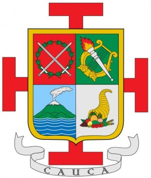 Escudo de Cauca (department)