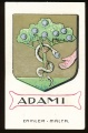 arms of the Adami family