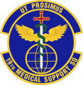 19th Medical Support Squadron, US Air Force.png
