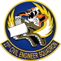 23rd Civil Engineer Squadron, US Air Force.png
