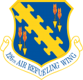 126th Air Refueling Wing, Illinois Air National Guard.png
