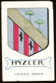 arms of the Hyzler family