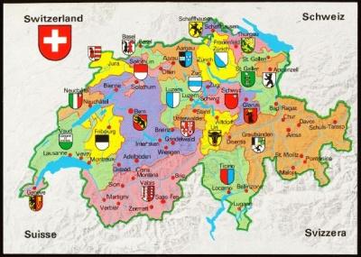 Switzerland Wappen von Armoiries de Switzerland coat of arms