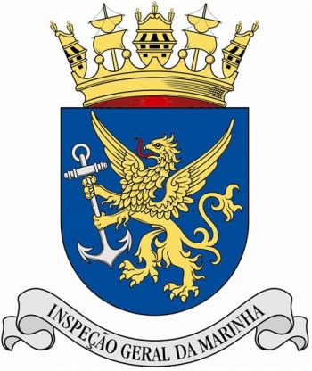 Arms of General Inspectorate of the Navy, Portuguese Navy