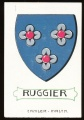 arms of the Ruggier family
