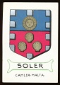 arms of the Soler family