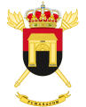 Air Defence, Coatal and Missile Systems Maintenance Park and Center, Spanish Army.png
