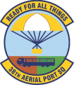 38th Aerial Port Squadron, US Air Force.png